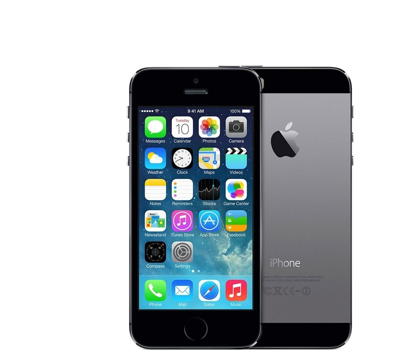 Apple iPhone 5S 64GB Grey Kategórie: B