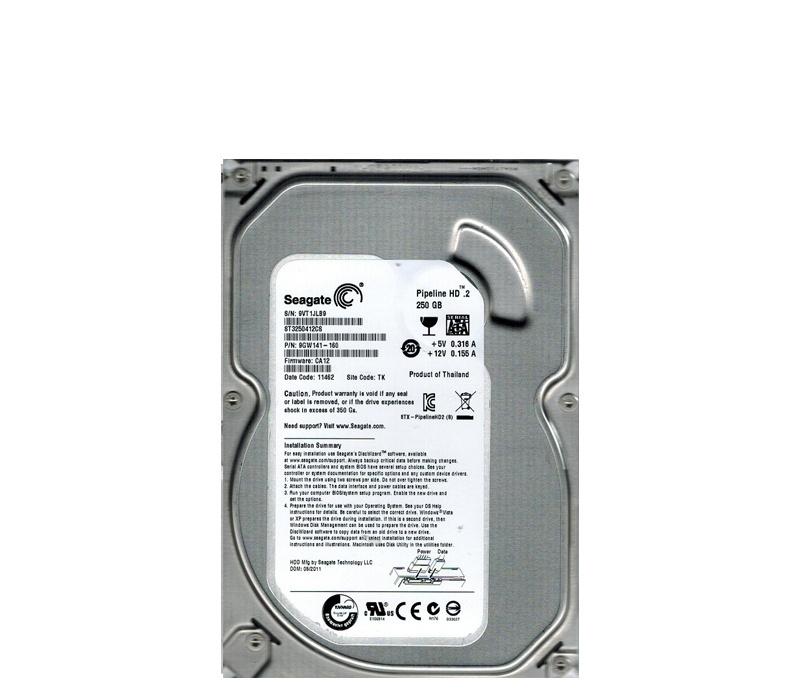 Seagate Pevný disk Pipeline ST3250412CS 250GB 8MB