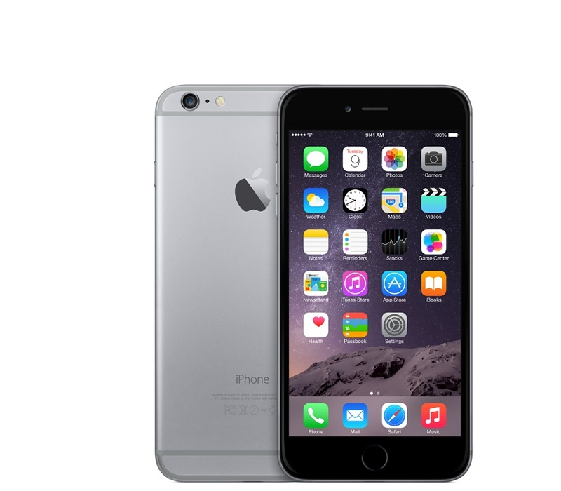 Apple iPhone 6 16GB Grey Kategorie: B