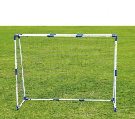 Aga Fotbalová branka PROFESSIONAL STEEL GOAL JC-5250ST 240x180x103 cm