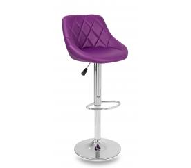 Tresko Barová židle Purple