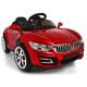 R-Sport Elektrické autíčko Kabriolet B16 Červené