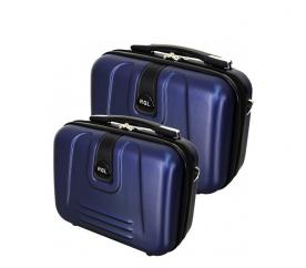 RGL Cestovní kosmetické kufry 910 XL,L Navy