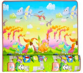 Aga4Kids Dětská pěnová hrací podložka 150*180 cm MR102