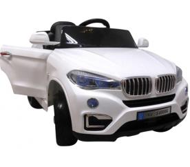 R-Sport Elektrické autíčko Cabrio B12 Bílé