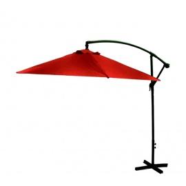 Aga Zahradní slunečník Bony 300 cm Dark Red