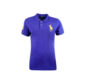 Ralph Lauren SKINNY-FIT Big Pony Sax