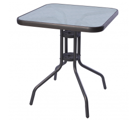 Linder Exclusiv Záhradný stôl BISTRO MC33081DG 60x60x70 cm