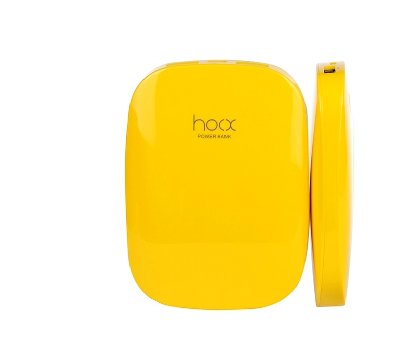 Hoox Magic Stone 6000 mAh Yellow