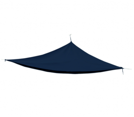 Linder Exclusiv napvitorla  MC2017 3x3x3 m Antracit