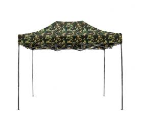 Aga pót tető  POP UP 3x6 m Army