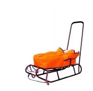Nestor POLAR LUX  téli bundazsák Orange