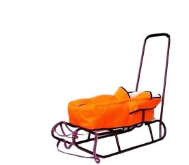 Nestor Fusak/Śpiworek POLAR LUX Orange