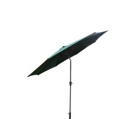 Aga Slnečník TILTING CLASSIC 300 cm Dark Green