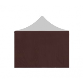 Aga Bočnice k altánu PARTY 3x4,5 m Brown