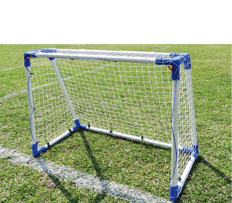 Aga Fotbalová branka STEEL GOAL 2v1 JC-121ST 110x90x57 cm