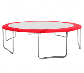 Aga Osłona sprężyn trampolina 430 cm 14ft Red