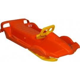 Aga Řiditelný Bob Formule Oranžová
