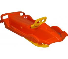 Aga Riaditeľný Bob Formule Oranžová