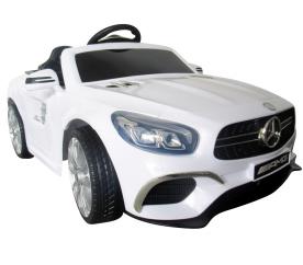 R-Sport Elektrické autíčko Mercedes SL63 Bílé