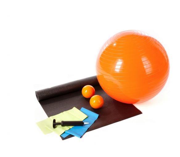 Ultrasport Pilates set COMBO 7x