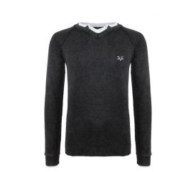 Versace 19.69 férfi pulóver (C99) Black