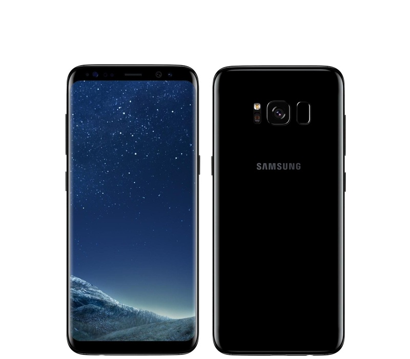 Samsung Galaxy S8 64GB Midnight Black Kategorie: B