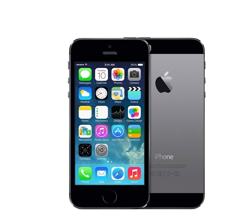 Apple iPhone 5S 16GB Grey Kategorie: B