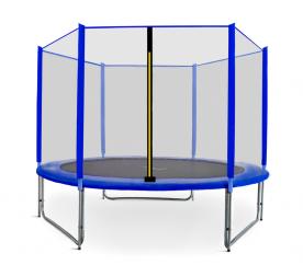 Aga SPORT PRO Trampolína 305 cm Blue + ochranná síť