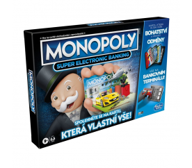 Monopoly Super elektronické bankovnictví