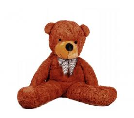 Doris  Veľký plyšový medveď 130 cm Hnedý