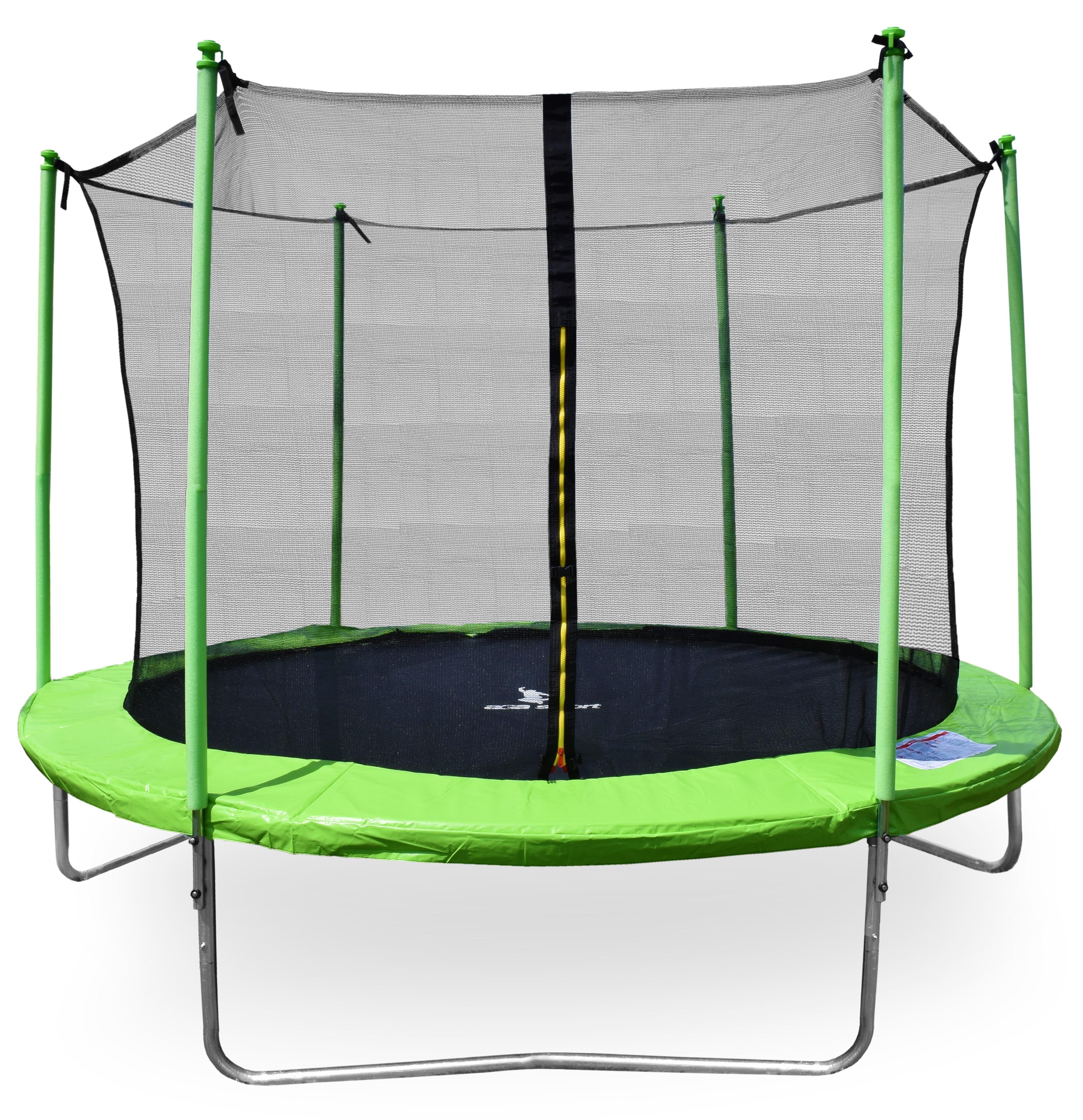 Aga SPORT FIT 250 cm trambulin light green
