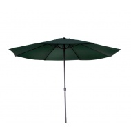 AGA CLASSIC 400 cm Dark Green napernyő