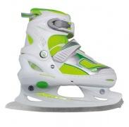 Nils Extreme gyerek jégkorcsolya NF701A White/Green