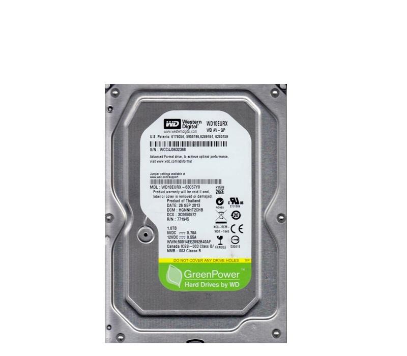 WD Pevný disk WD40EZRZ 4TB