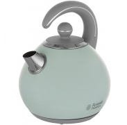Russell Hobbs BUBBLE SOFT Green - Vízforraló, 1,5 l - Russell Hobbs