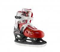 Nils Extreme Detské zimné korčule NH0320 Red