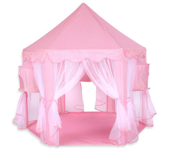 Kiduku Dětský stan Princess Pink