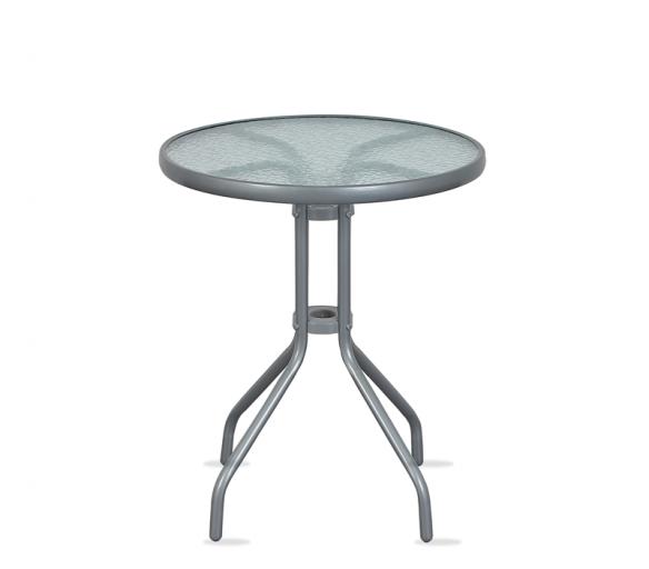 Aga  kerti asztal MR4350LGY 70x60 cm
