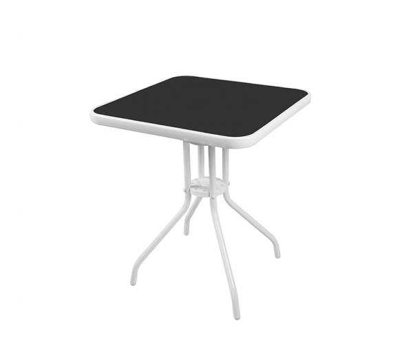 Linder Exclusiv Zahradní stůl BISTRO MC33081WB 60x60x70 cm