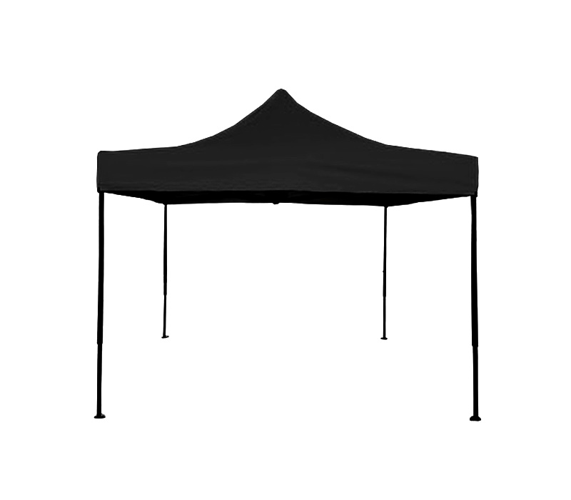 Aga Prodejní stánek 1S POP UP 3x3 m Black