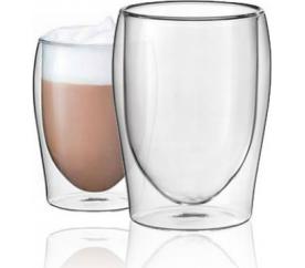 ScanPart Cappuccino thermo glass 300ml - ScanPart
