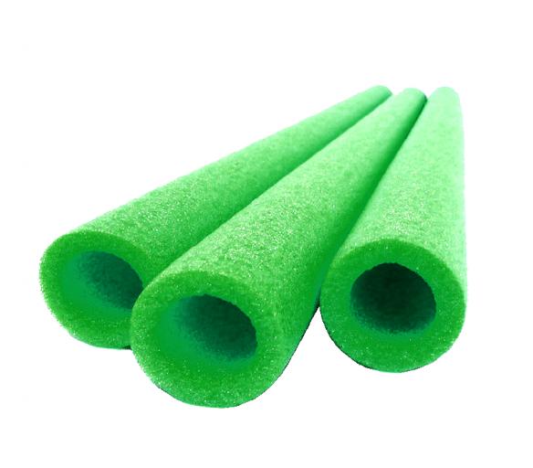Aga Pěnová ochrana na trampolínové tyče 100 cm Light Green