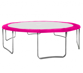Aga rugótakaró 430 cm trambulinra Pink
