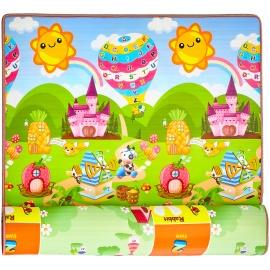 Aga4Kids Dětská pěnová hrací podložka 150*180 cm MR116