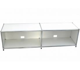 Aga Televizní stolek White