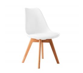 Aga Jedálenská stolička MR2035 Biela