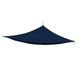 Linder Exclusiv Slnečná plachta MC2018 3,6x3,6x3,6 m Antracit