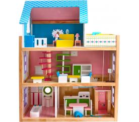 aGa4Kids Domek dla lalek NAOMI