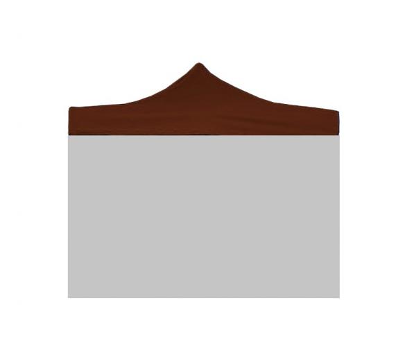 Aga Náhradní střecha POP UP 2x2 m Brown